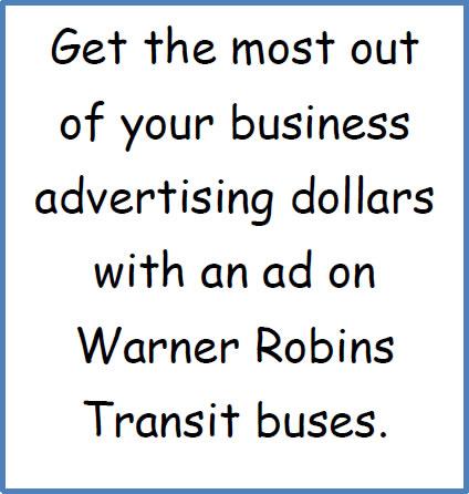 Warner Robins Transit - Bus Service for Warner Robins, GA